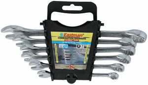 WRENCH COMB. METRIC 6PCS-EASTMAN